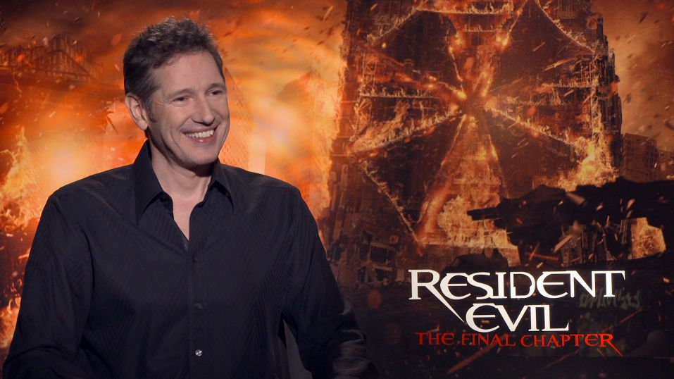Resident Evil The Final Chapter Interview: Paul W. S. Anderson On Making Resident Evil 6 Best One Yet