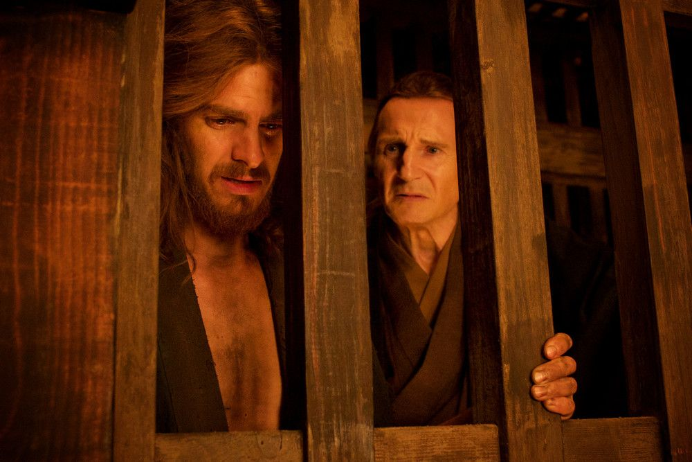 Silence: Liam Neeson on Martyrdom, Then and Now   Collider