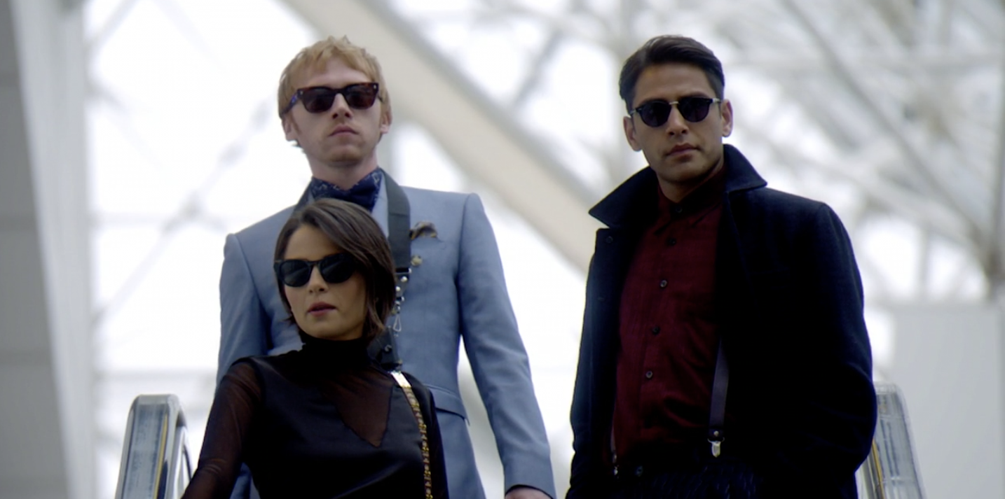 Snatch Review: Crackle Turns a Good Movie Into Bad TV | Collider
