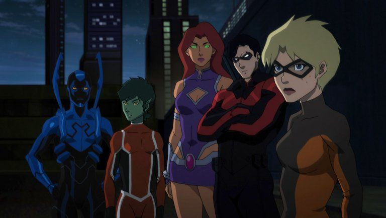 Teen Titans: The Judas Contract (2017) - Trailer Debut ...