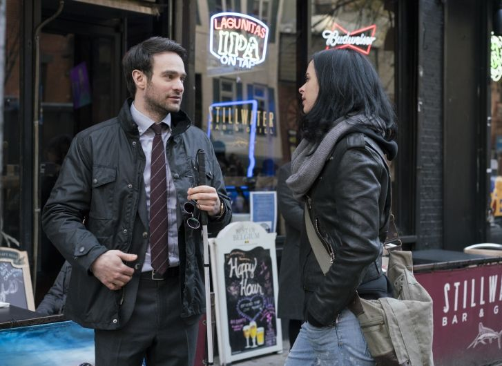 Come as You Are Featured in 'Marvel's The Defenders' Trailer