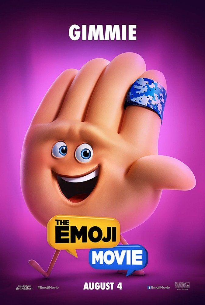 The Emoji Movie: Patri...