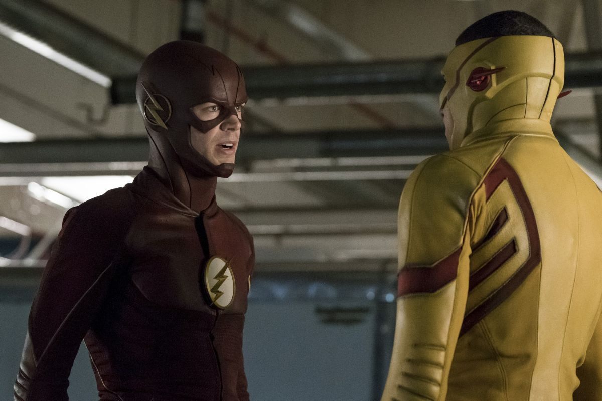 The Flash: Could Savitar Be Wally West? | Collider