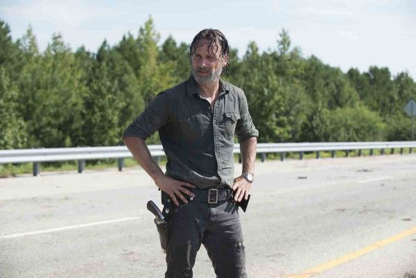 Sunday's Return of AMC's THE WALKING DEAD