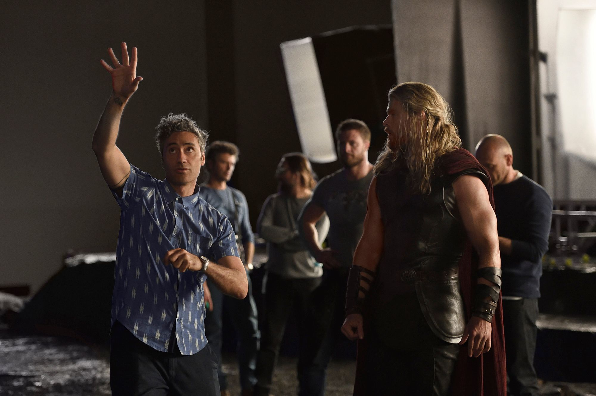 Thor gets a haircut in first look at 'Ragnarok'