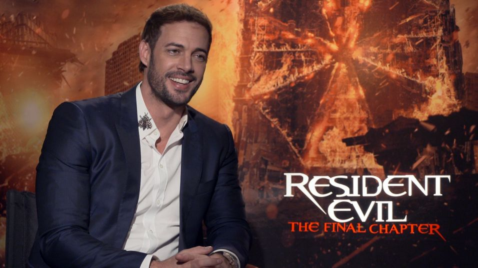 William Levy on Shooting the Craziest Stunt in Resident Evil