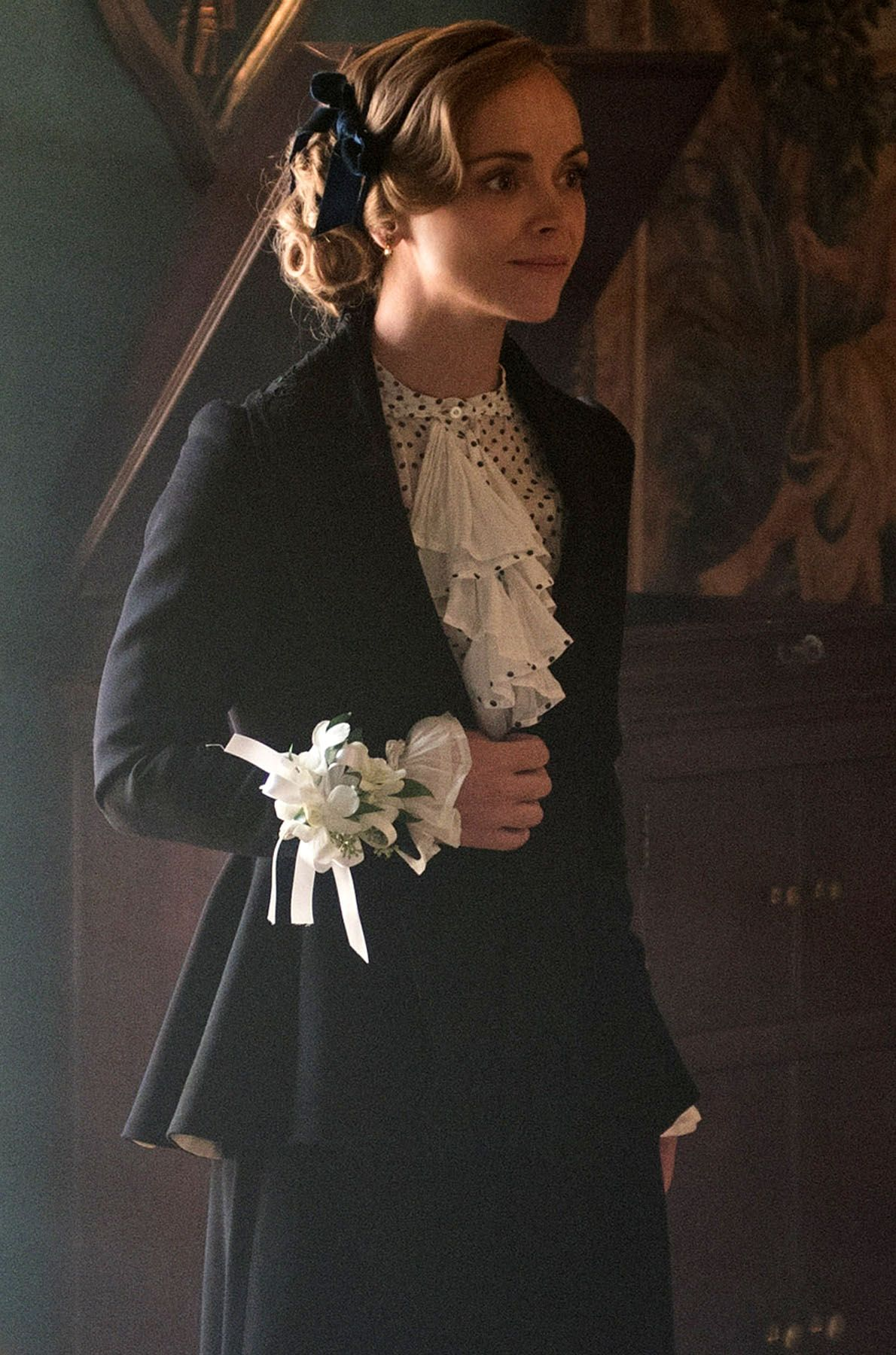'Z: The Beginning of Everything': Christina Ricci on Playing the Iconic Zelda Fitzgerald