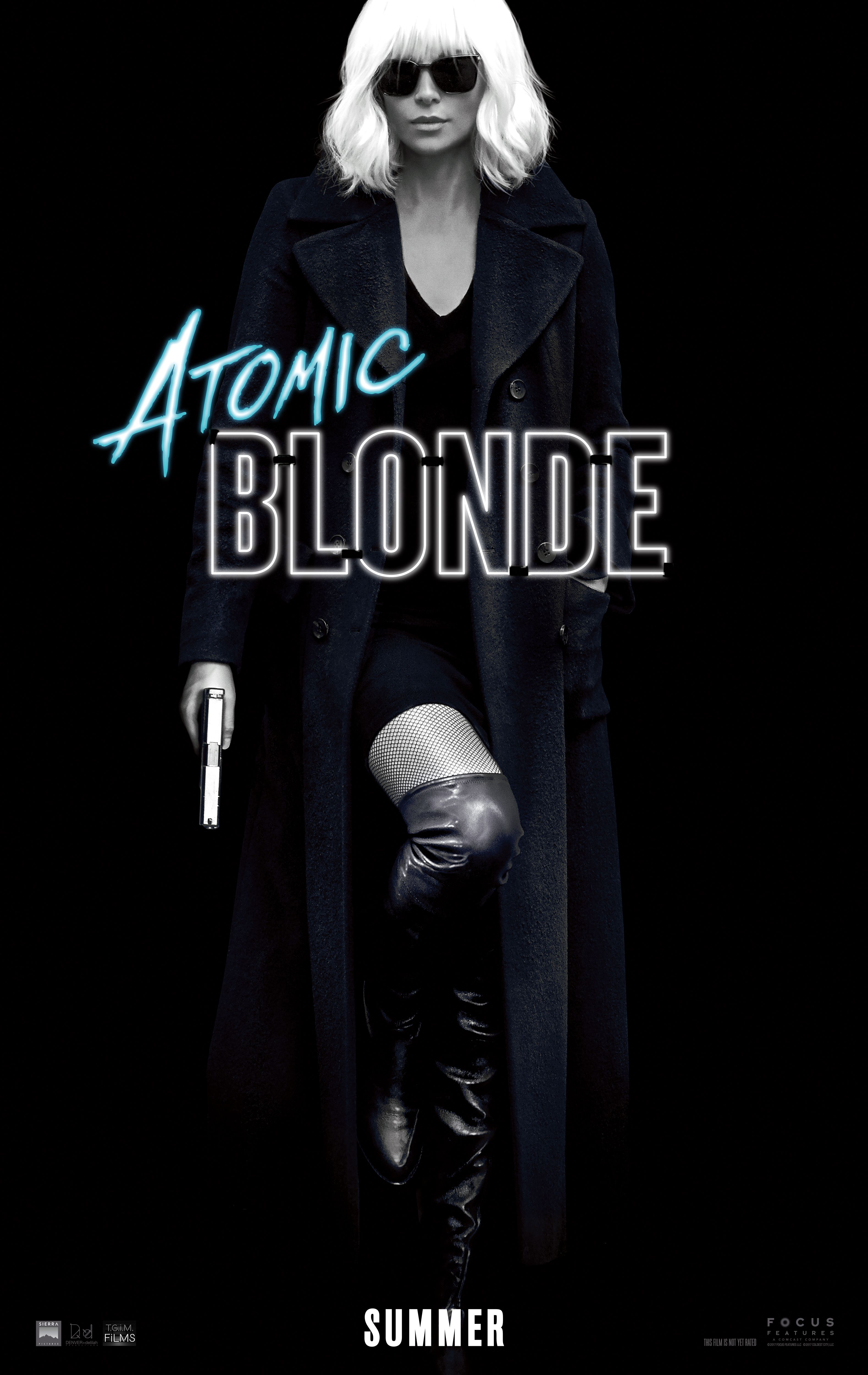 Charlize Theron Fights in First Look at Atomic Blonde