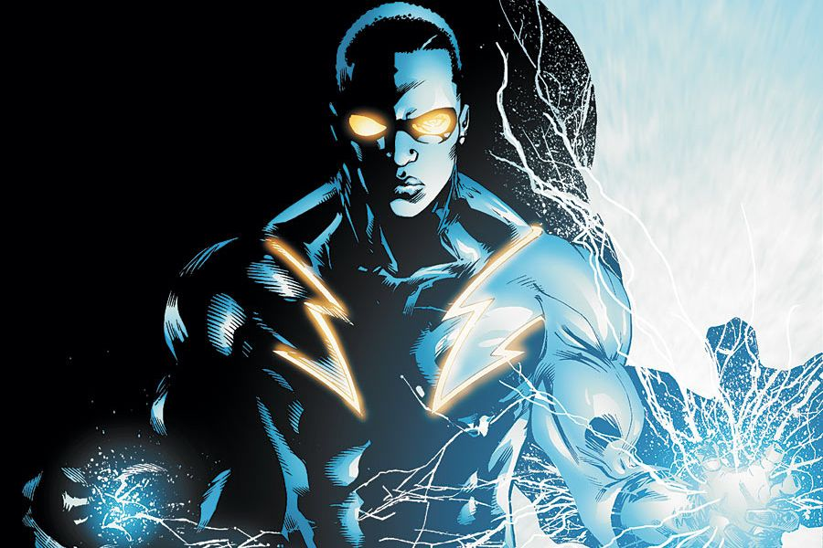 CW Orders BLACK LIGHTNING Full Season, iZOMBIE Renewed