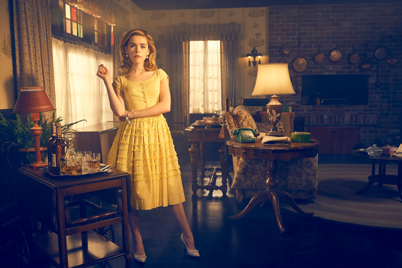 Netflix's Sabrina the Teenage Witch Series Casts Kiernan ...