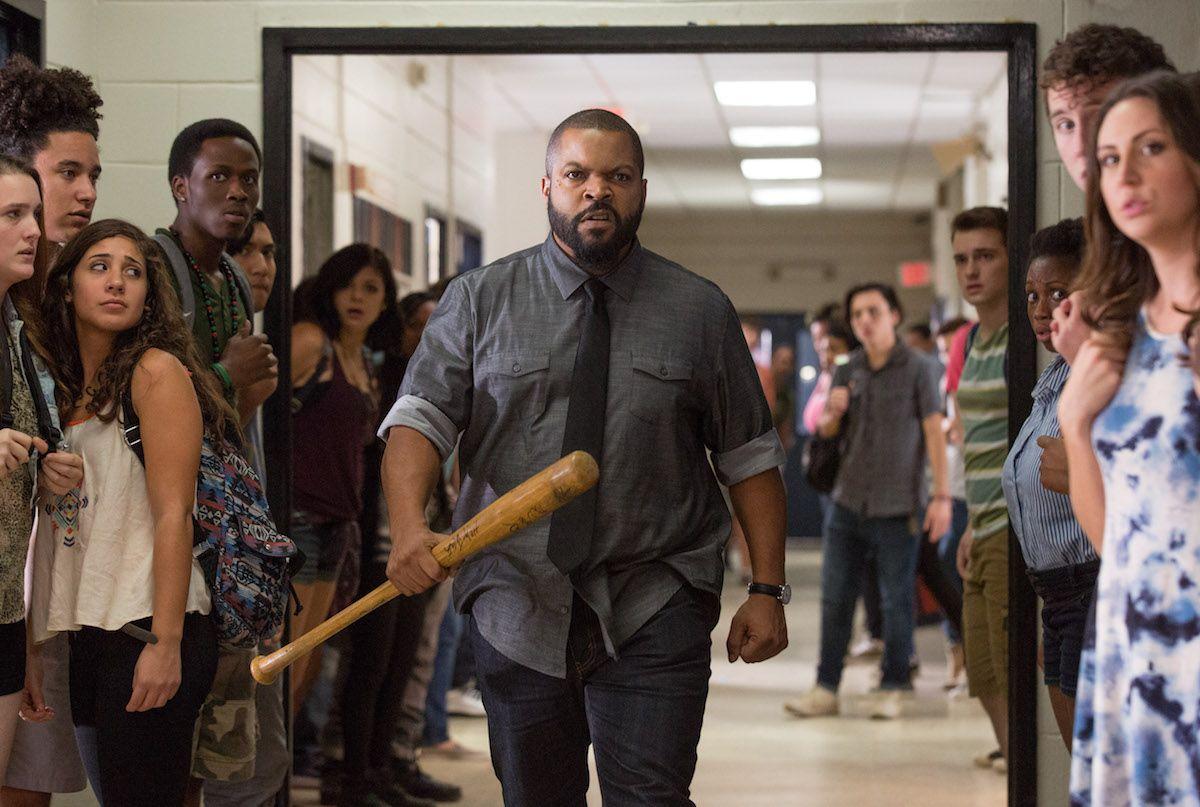 Ice Cube Fist Fight