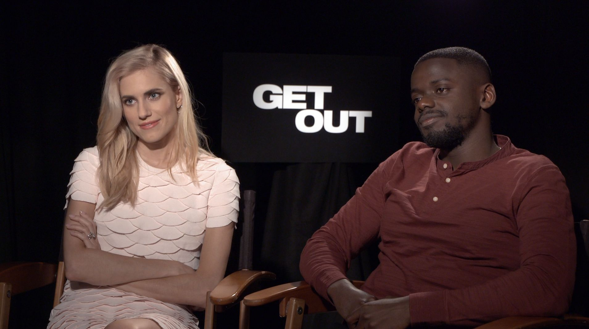 Allison Dean Nude get out: allison williams and daniel kaluuya interview