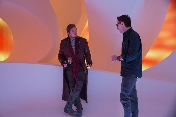 guardians-of-the-galaxy-2-behind-the-scenes-image-chris-pratt-james-gunn