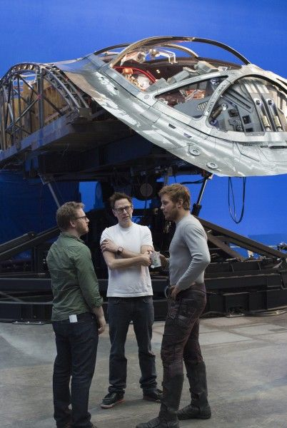 guardians-of-the-galaxy-2-behind-the-scenes-image-james-gunn-chris-pratt