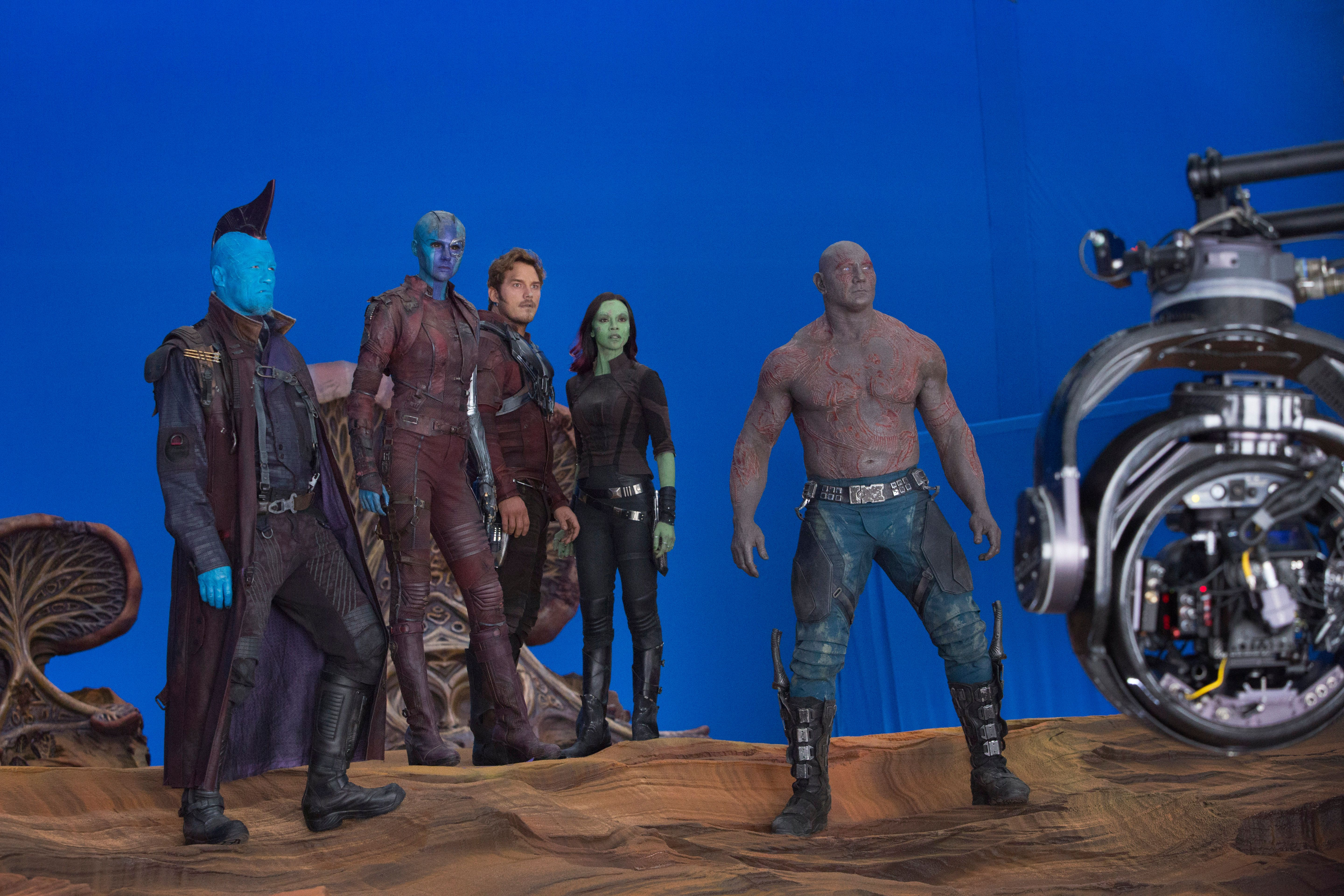 'Guardians of the Galaxy Vol. 2': Kevin Feige on How the Movie Fits into the Greater MCU