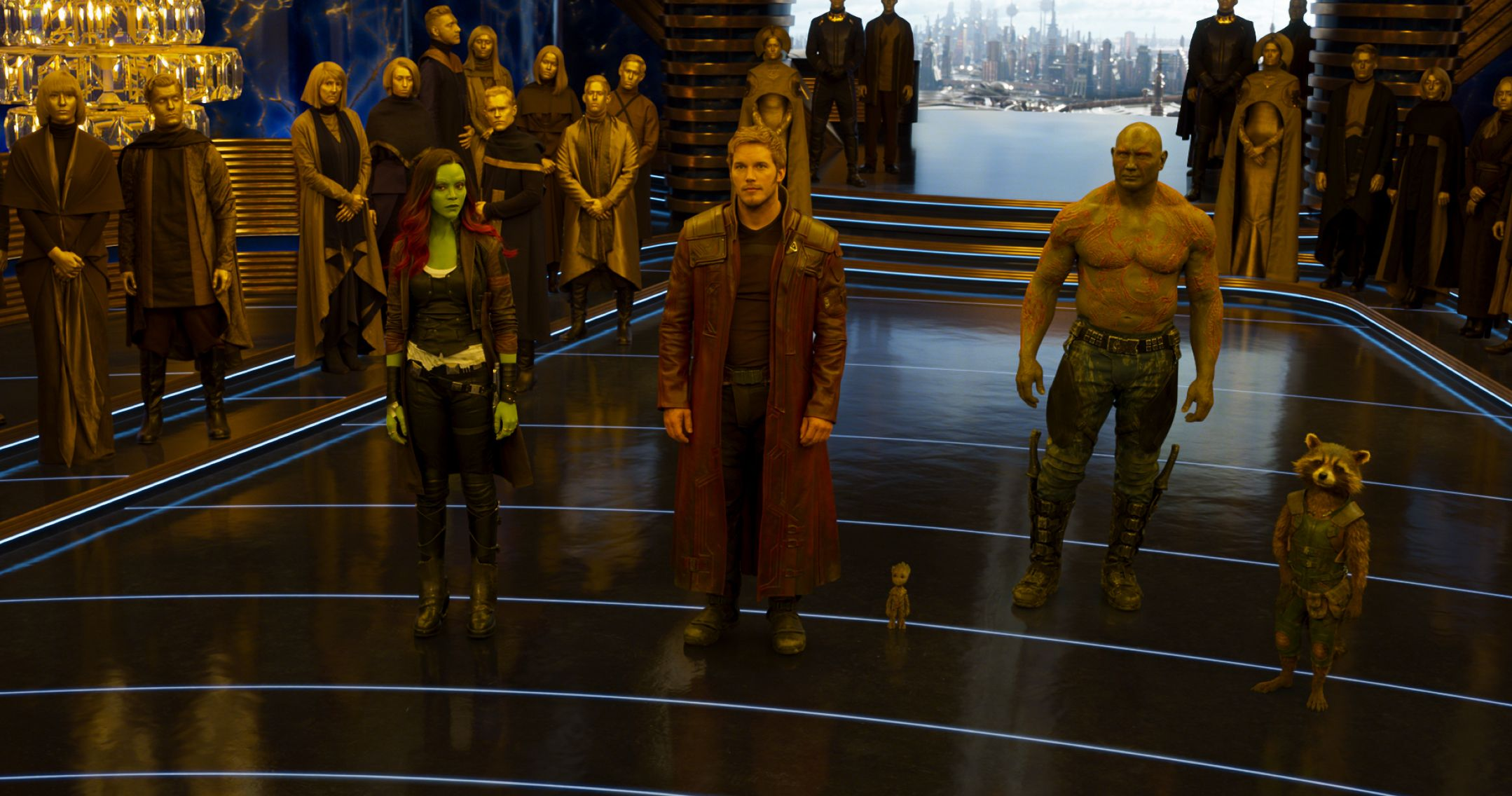 Guardians of the Galaxy 2 Review: The A-Holes Are Back ...