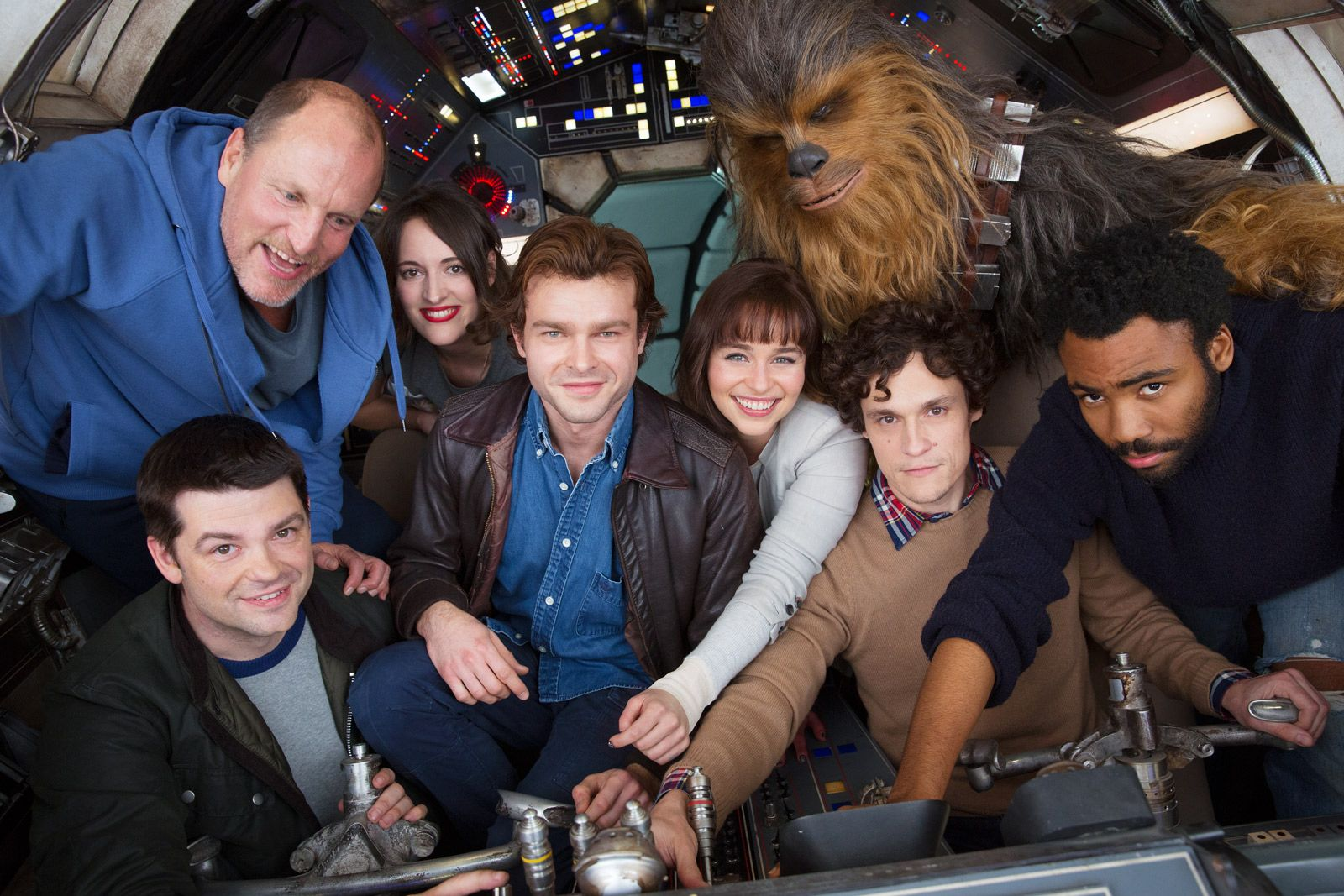 Disney boss talks 'Star Wars,' details of Han Solo film