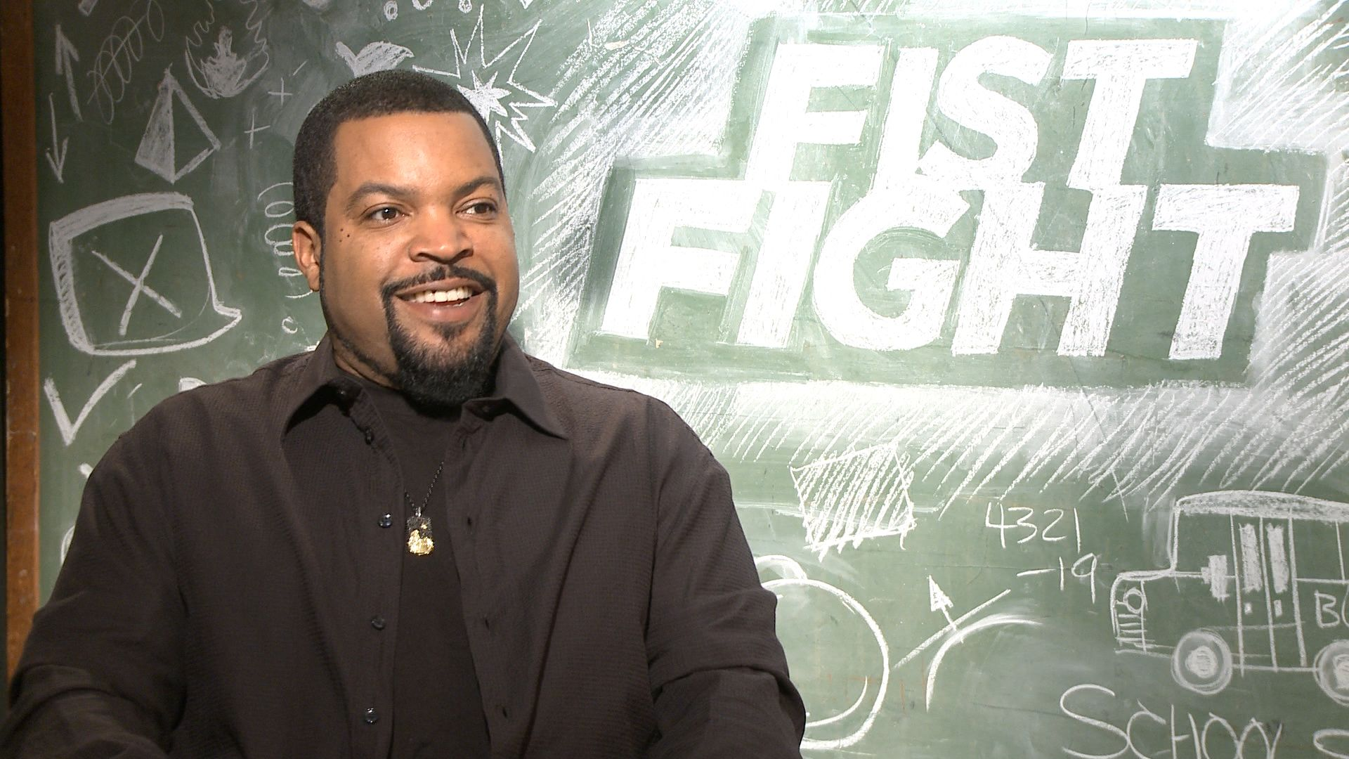 Ice Cube On Fist Fight And His Professional Basketball