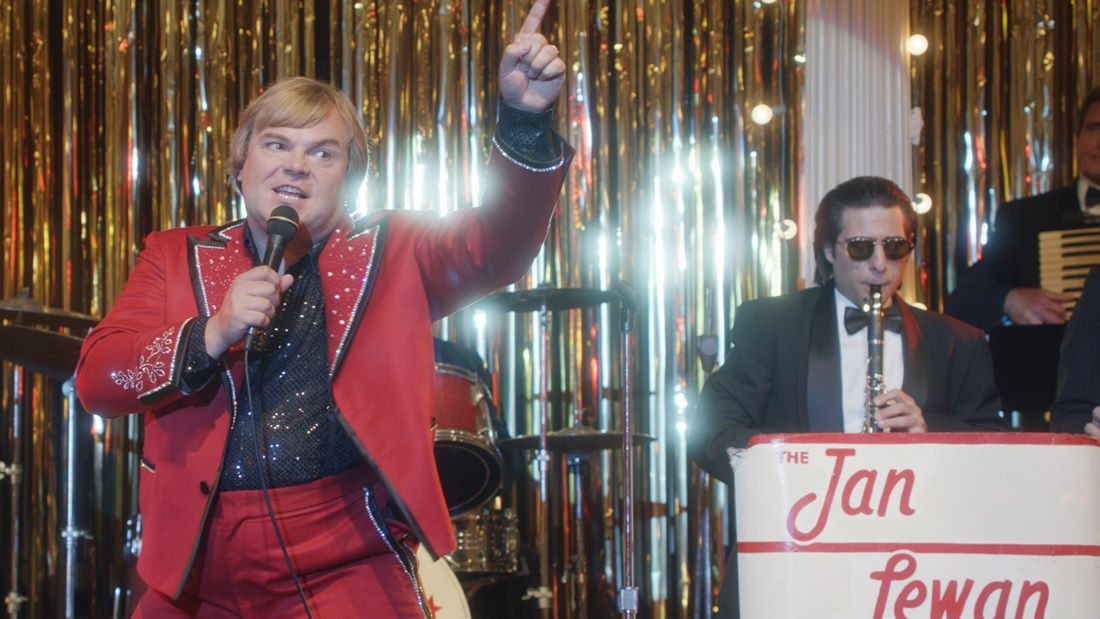 The Polka King: Jack Black on the Crazy True Story | Collider