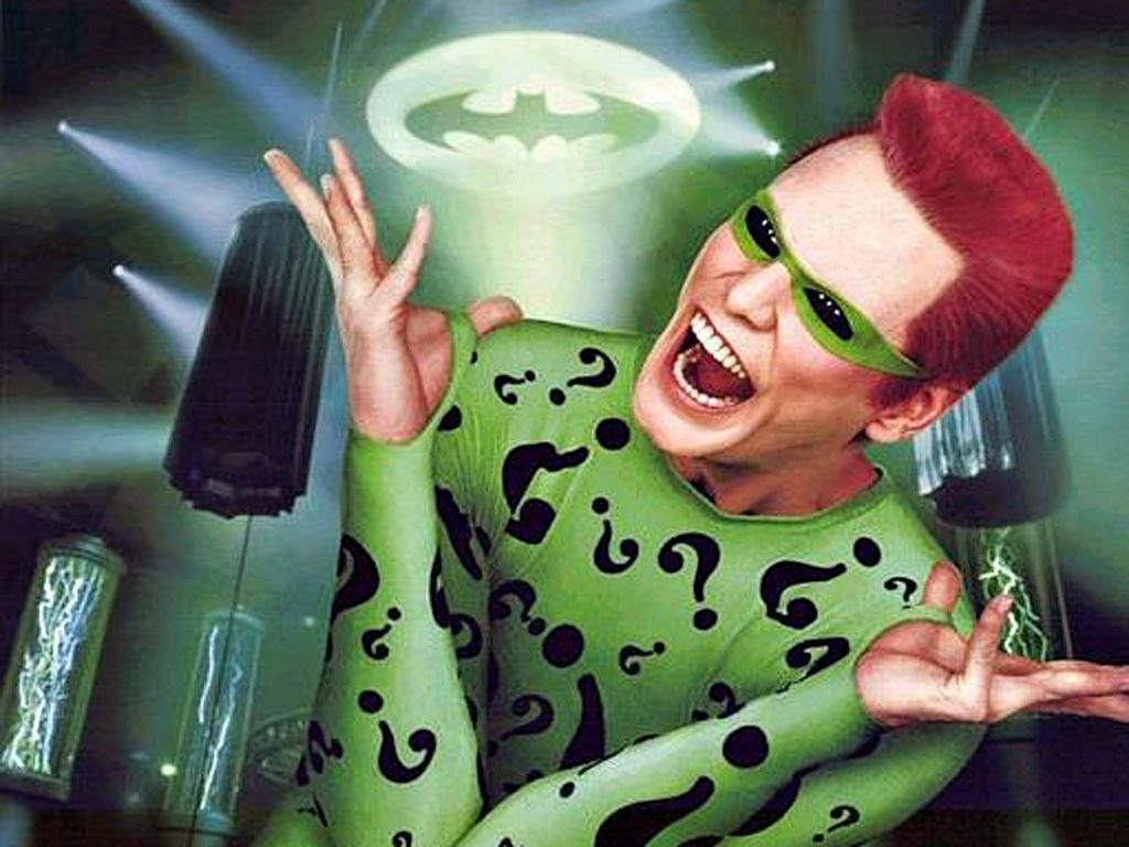 Resultado de imagem para the riddler collection on cinema