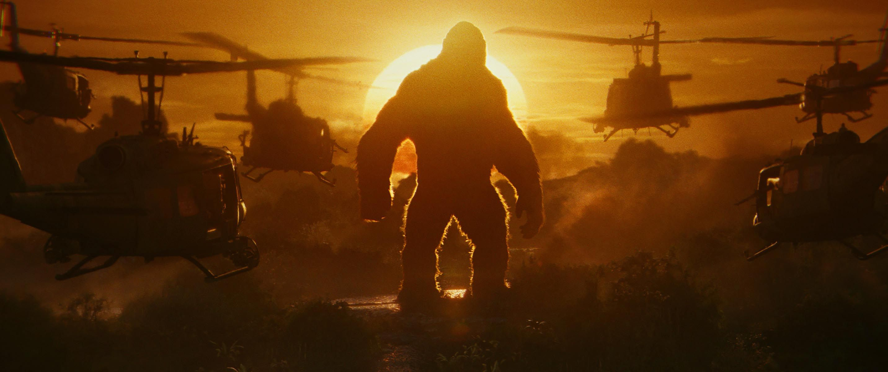 Kong: Skull Island: Kong: Skull Island After Credits Scene Explained