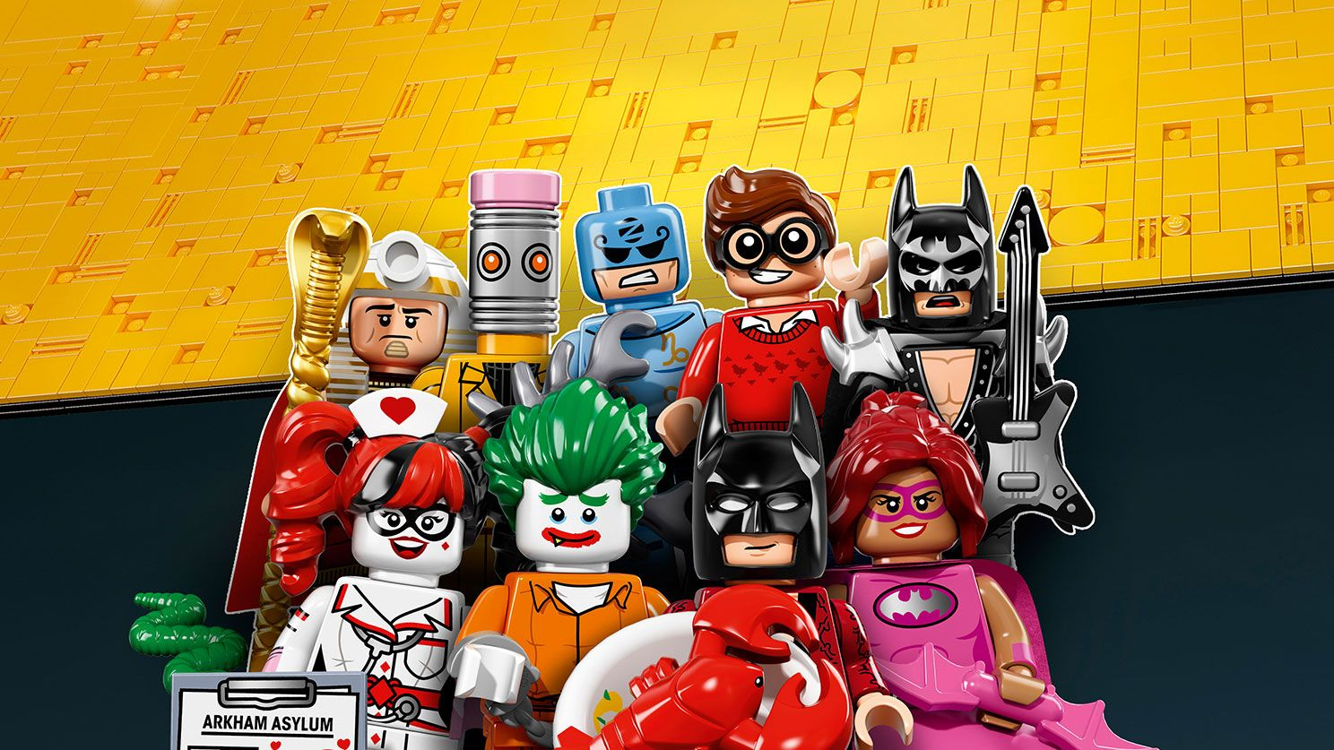 Lego Batman Movie Easter Eggs Villains Heroes And More Collider