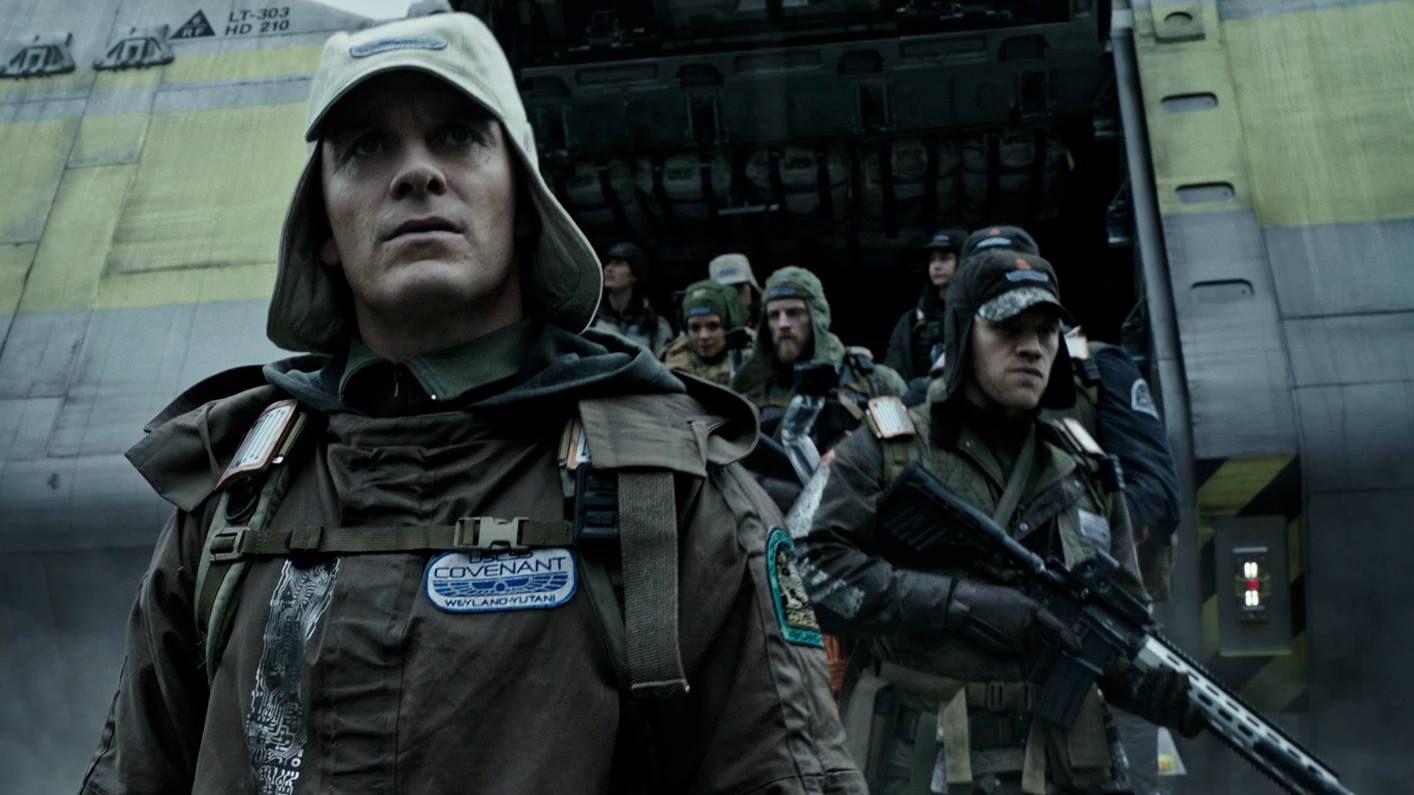 Neomorph Revealed In New 'Alien: Covenant' Pics