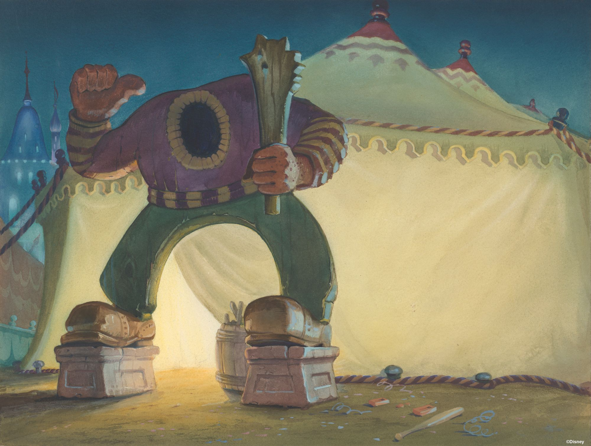 A Trip Through Pinocchio's History at the Disney Animated