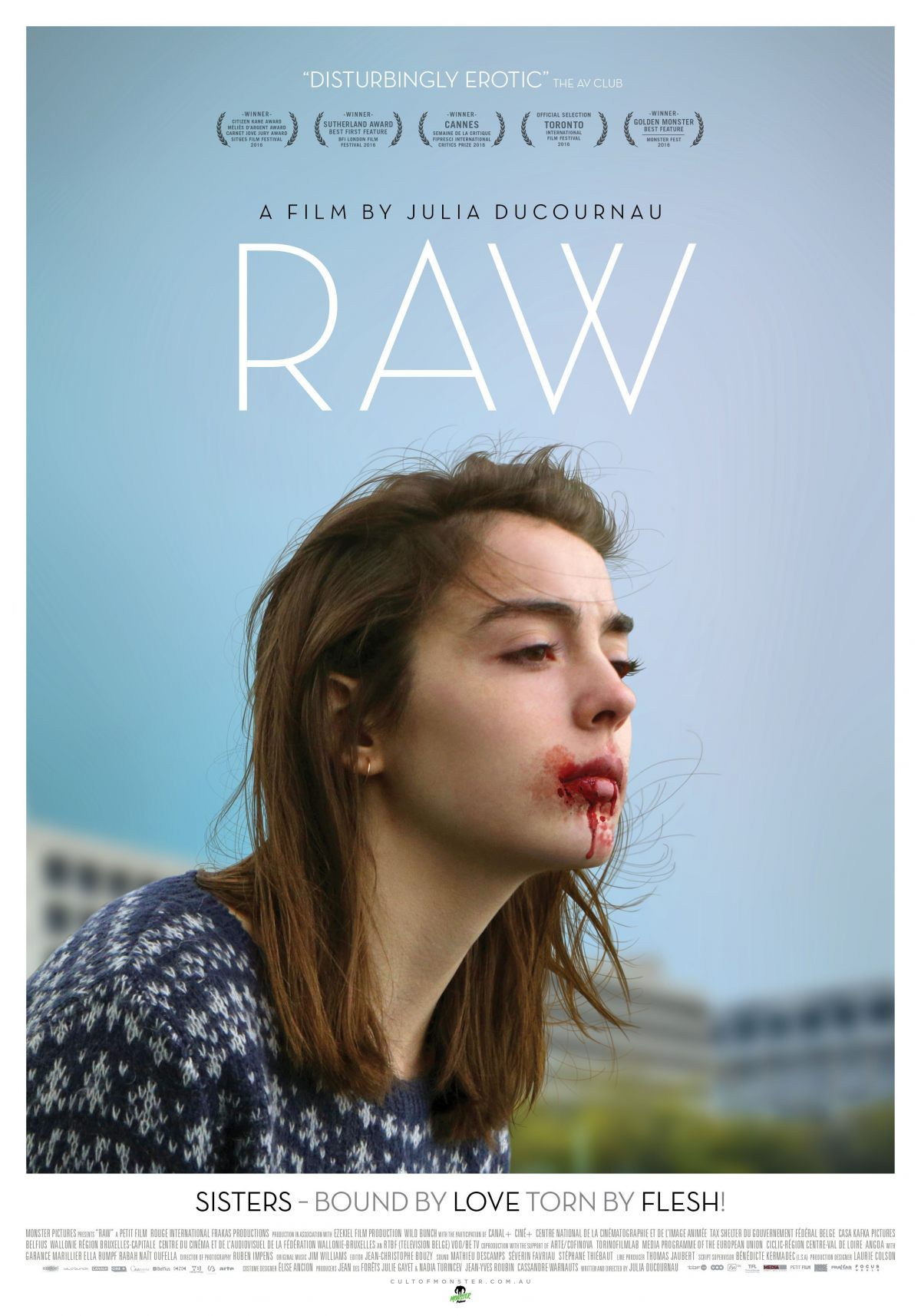 Raw Movie Review: Coming-of-Age Through Cannibal Carnage | Collider