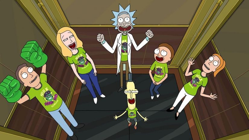 This Week in Animation News: Season 3 of 'Rick and Morty' Teased by Dan Harmon