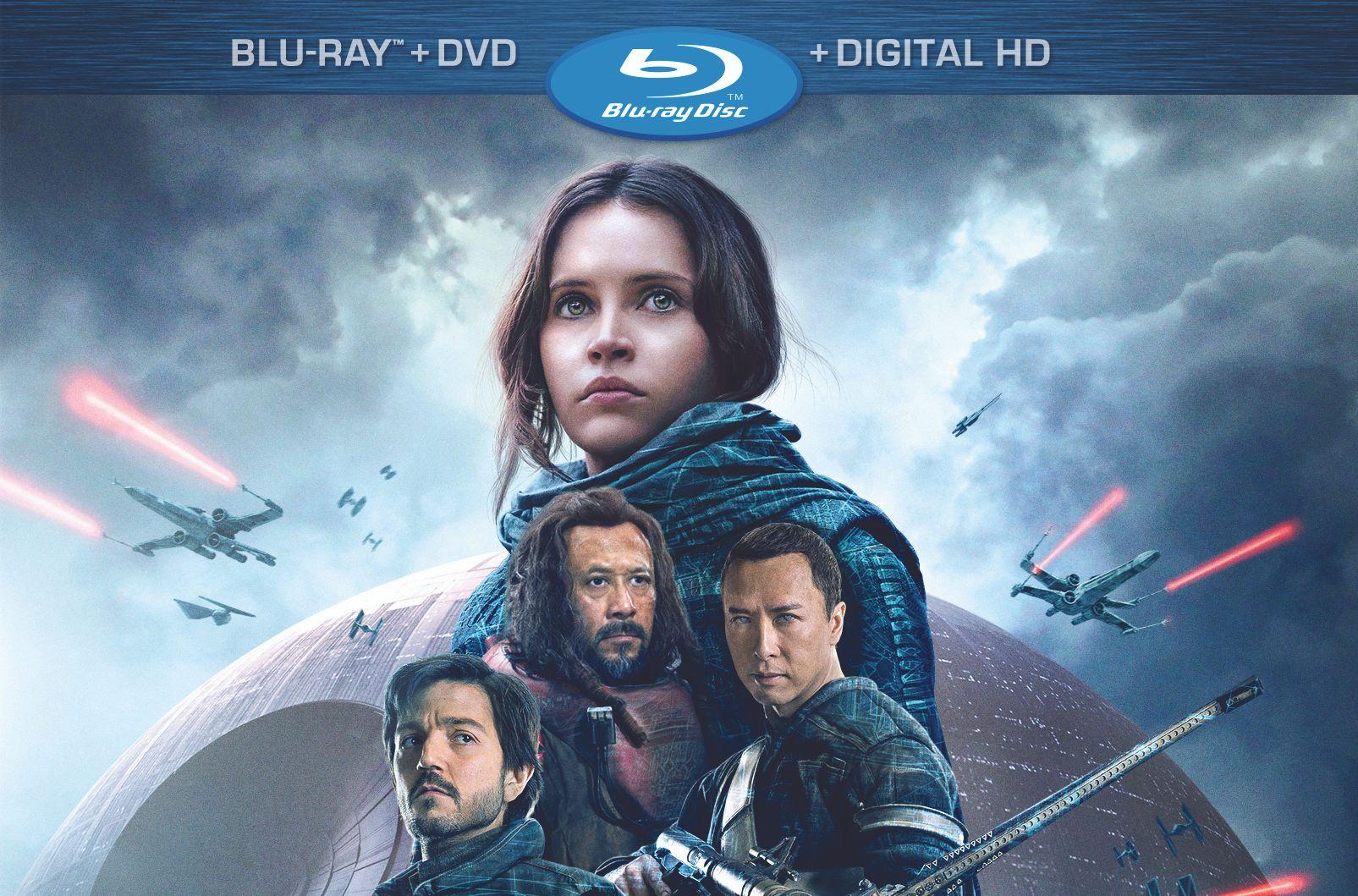 Rogue One Blu Ray