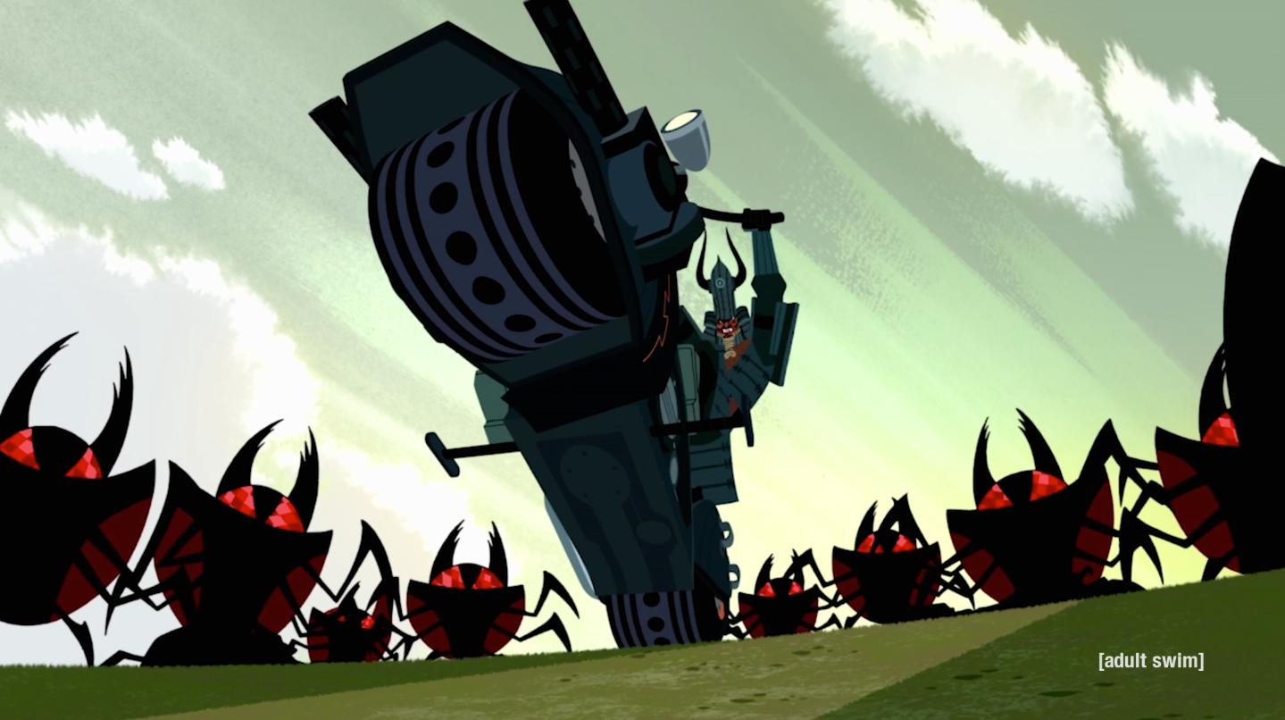 samurai-jack-clip. Image via Adult Swim ...