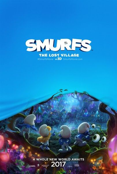 smurfs-the-lost-village-poster
