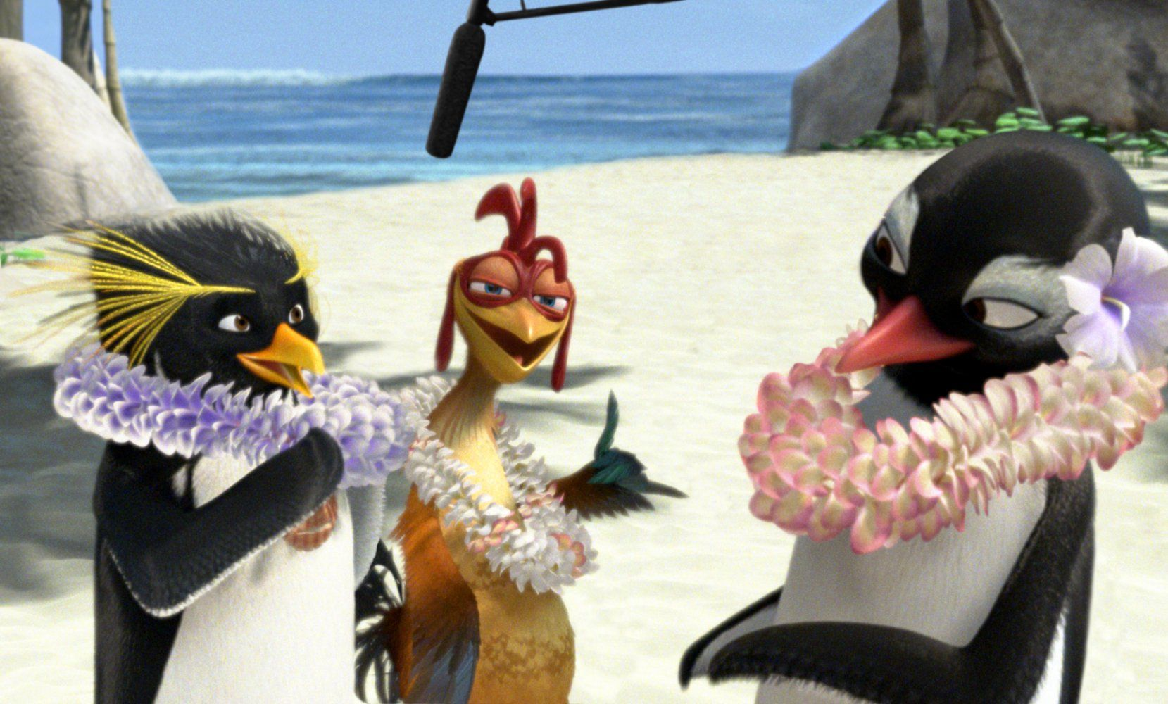 Jon Heder On Surf S Up 2 Animation And The Tiger Hunter