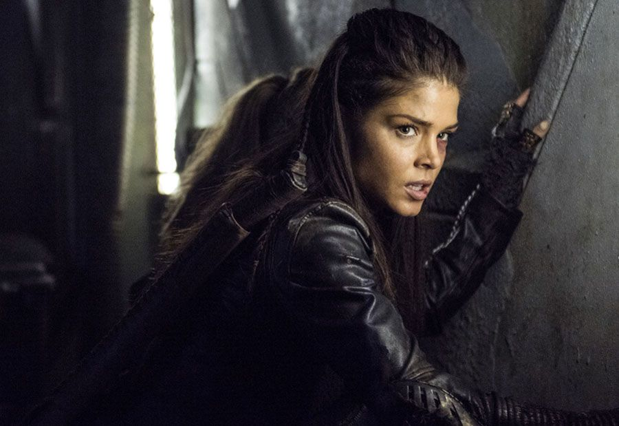 The 100: Marie Avgerop...