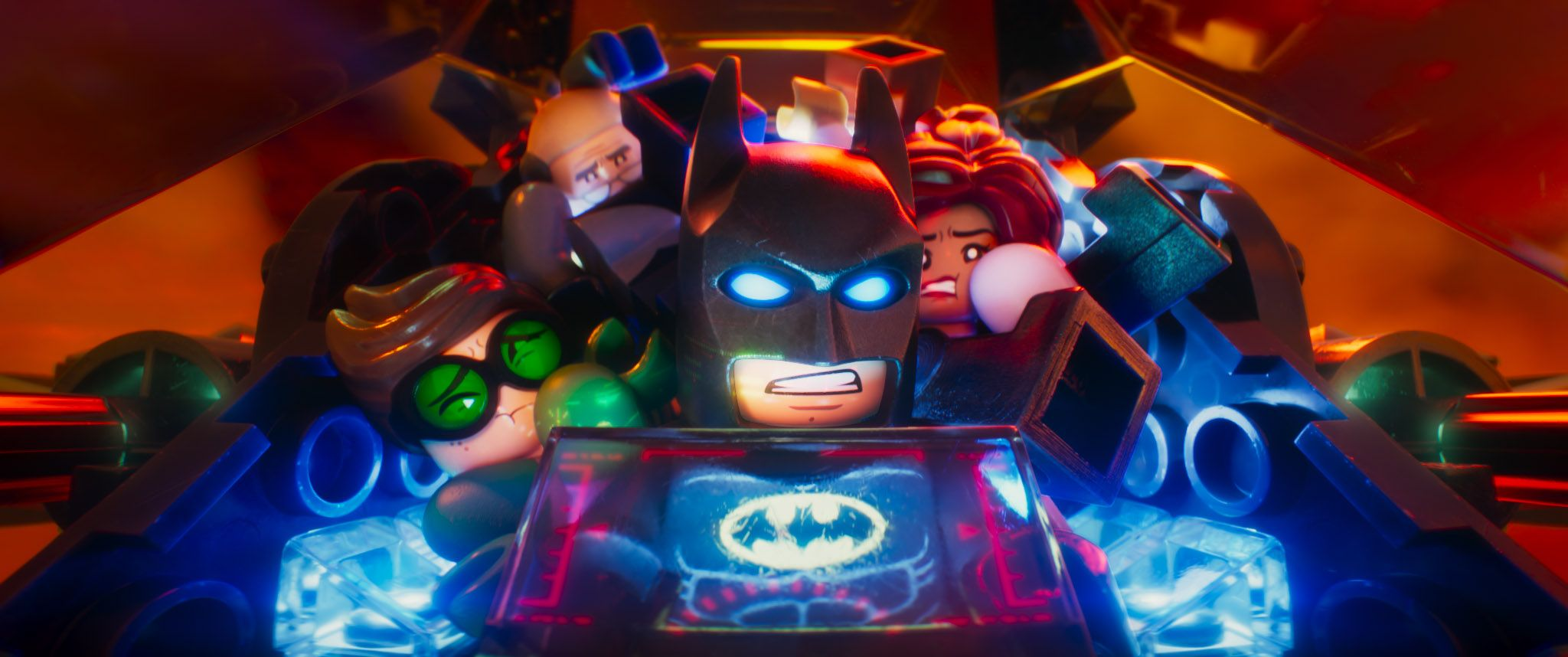 Lego Batman Movie Ending Explained By Chris Mckay Collider
