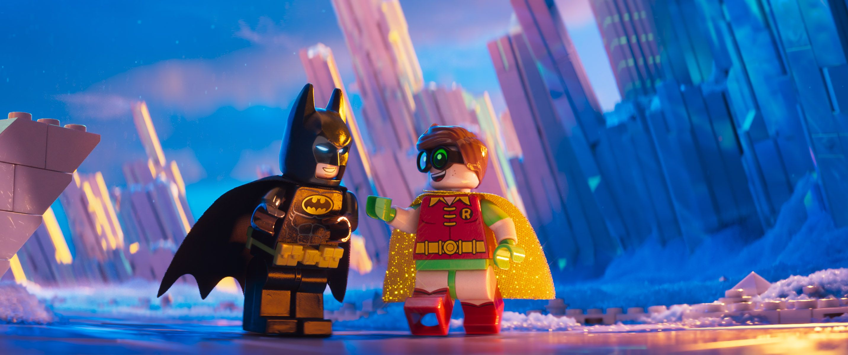here s why robin is the best part of the lego batman movie inverse