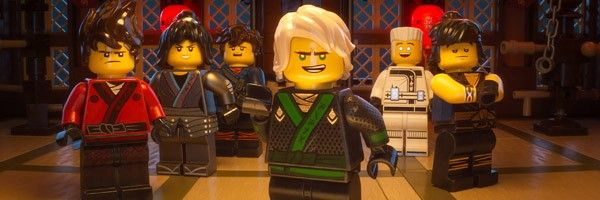 The Lego Ninjago Movie Review Delightfully Silly And Charming