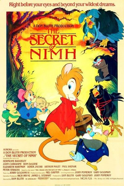 the-secret-of-nimh-poster