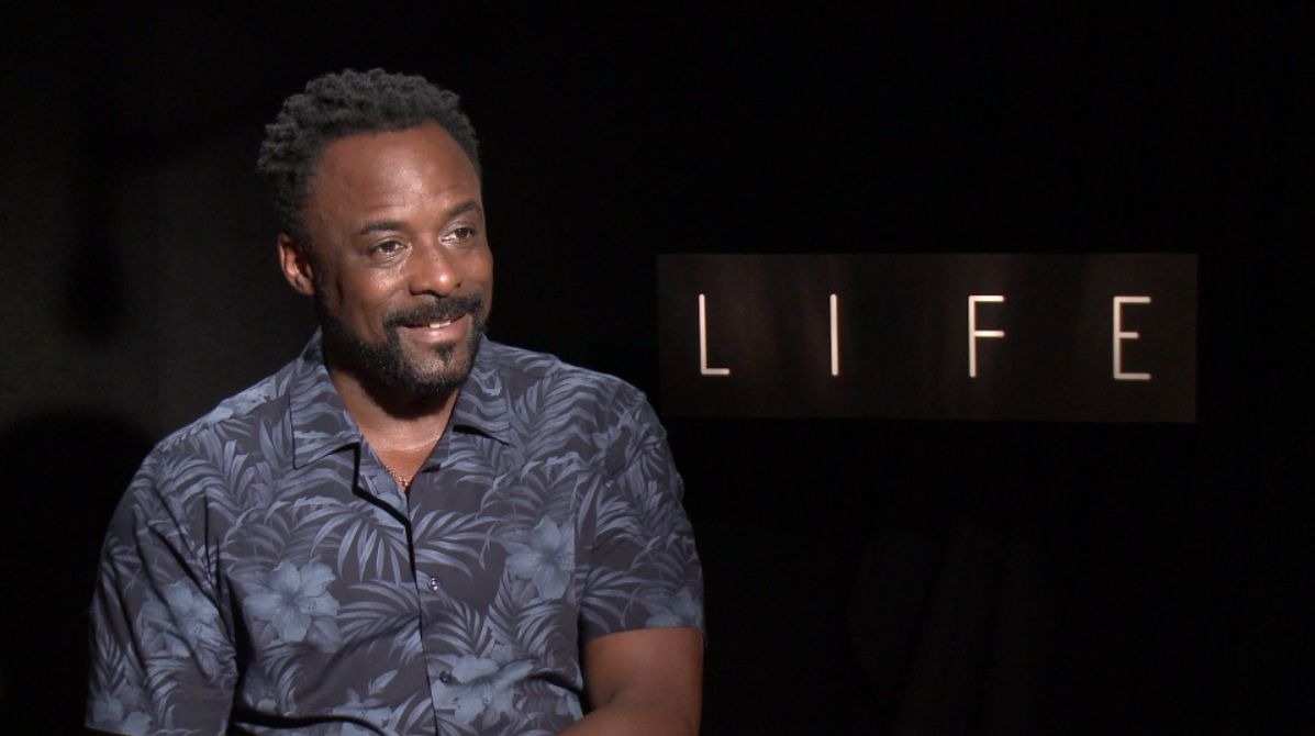 One Celled Organism >> Ariyon Bakare on How No One in 'Life' Makes Stupid Movie Mistakes | Collider