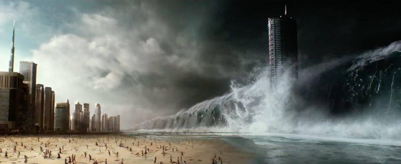 Siêu Bão Địa Cầu - Geostorm