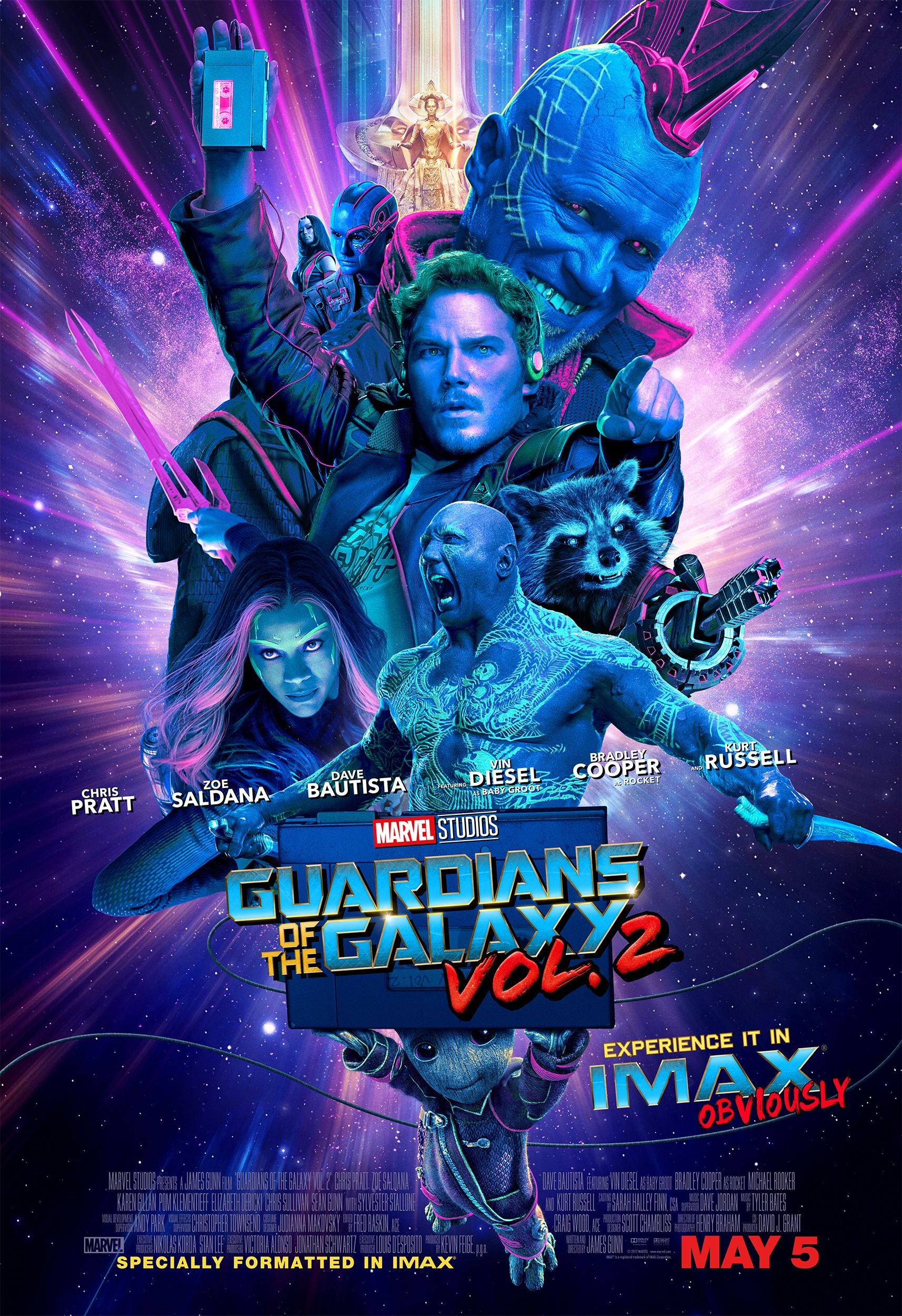 Guardians of the Galaxy 2 Full Movie Download HDCam 700MB