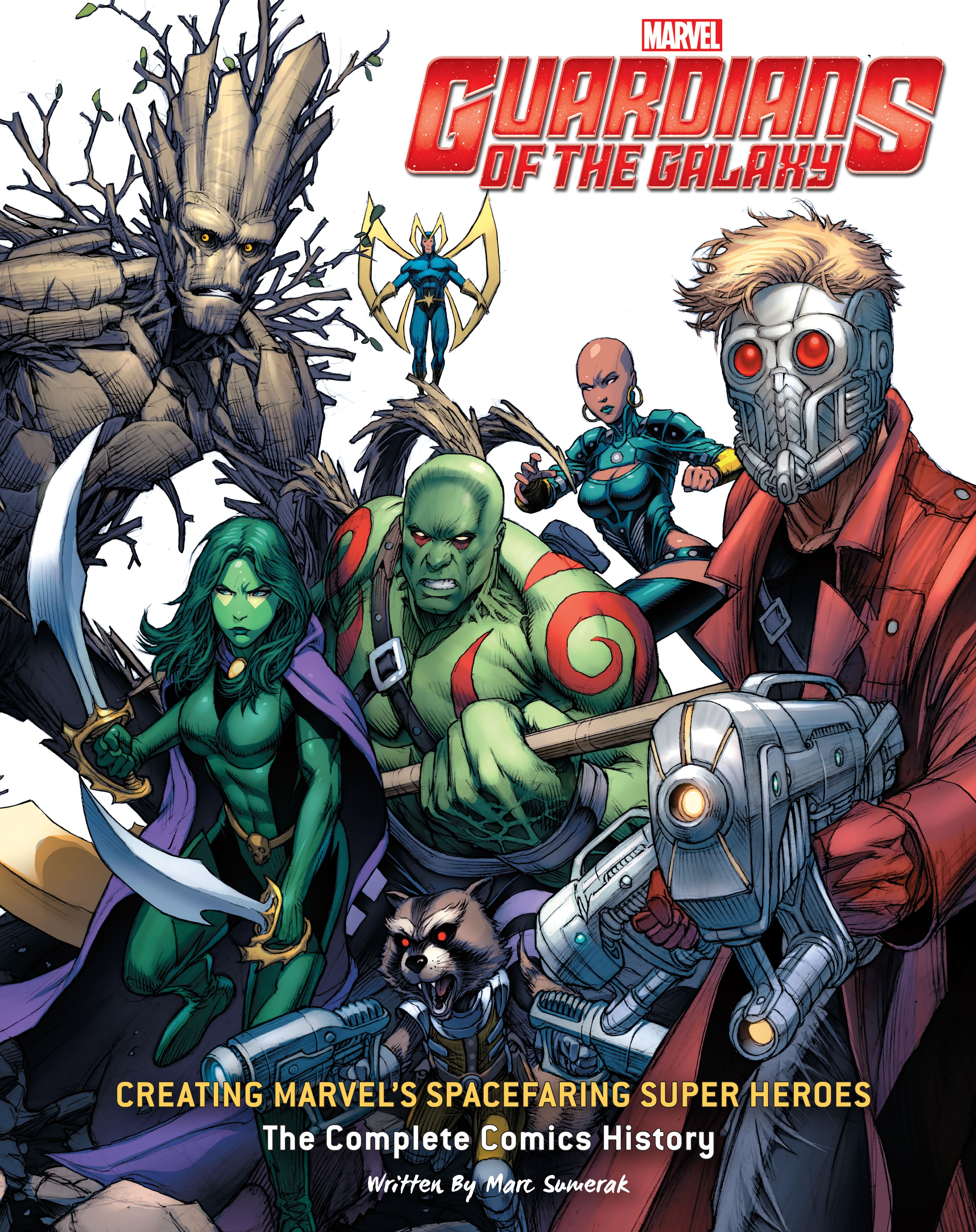 who are the guardians of the galaxy