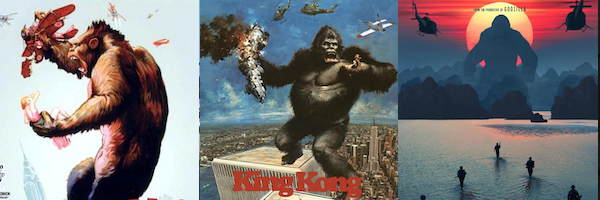 King Kong Movies