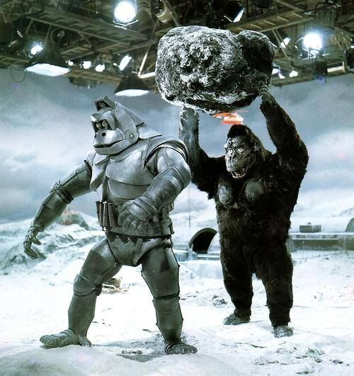 King Kong Evolution Tracking The Movie Monster S Changes Collider