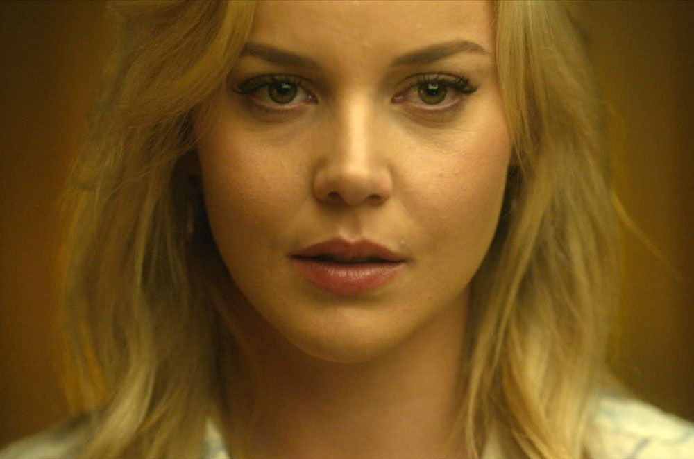 Lavender: Abbie Cornish on Her First Psychological ... Abbie Cornish
