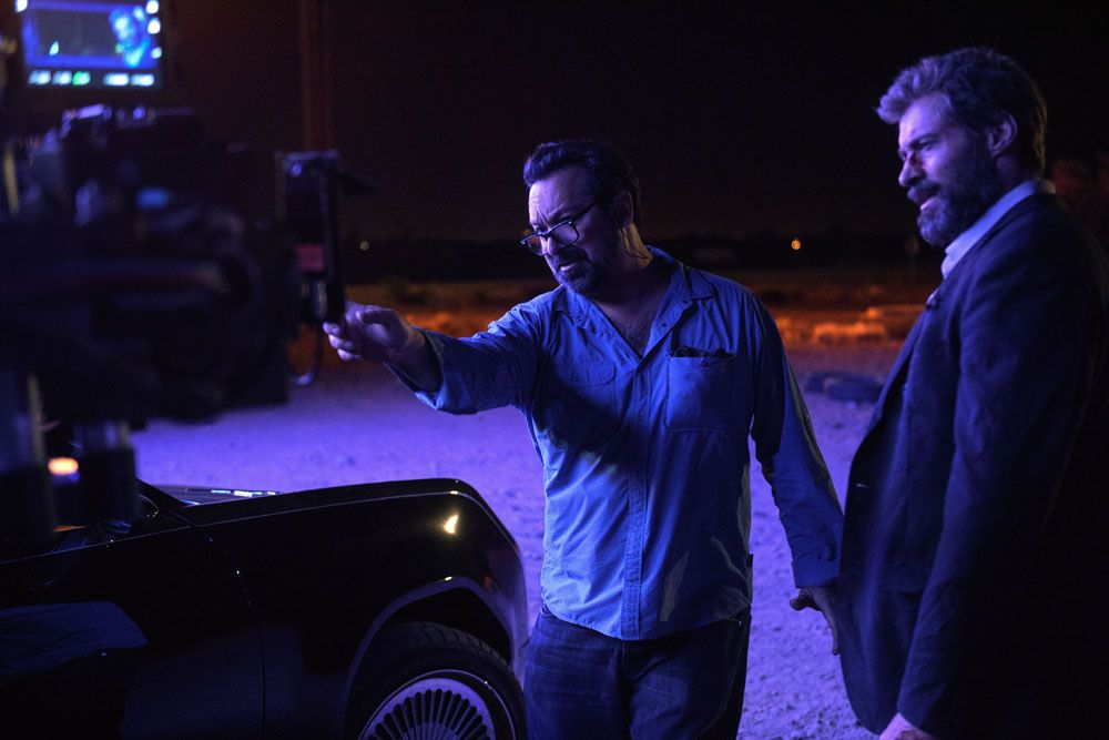 logan james mangold hugh jackman - 'Logan' Director James Mangold Lines up Ford vs. Ferrari Movie at Fox