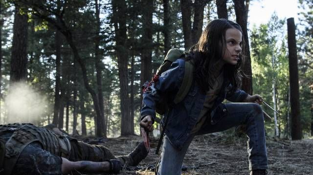Image result for logan x-23