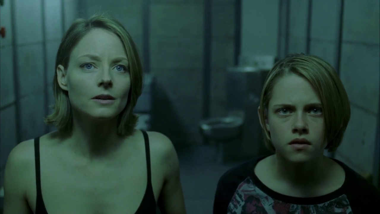 How David Fincher Masters the Date Movie in Panic Room ...