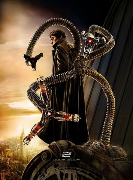 spider-man-2-poster